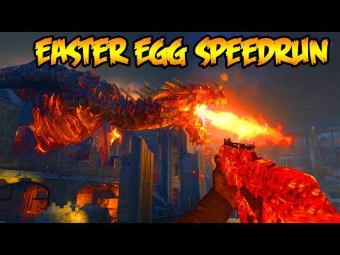 "BLACK OPS 3 ZOMBIES ""GOROD KROVI"" EASTER EGG SPEEDRUN SOLO ATTEMPT! (BO3 Xbox One HYPE!)"