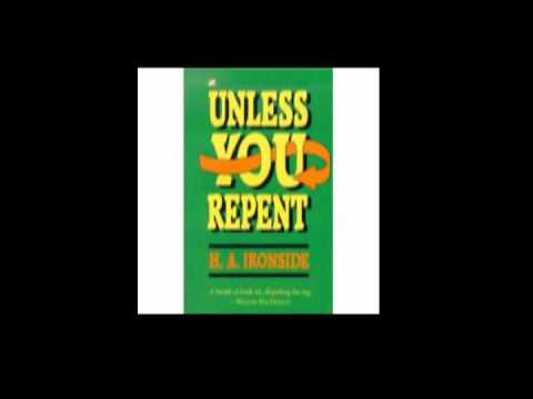 Unless You Repent (1of2)