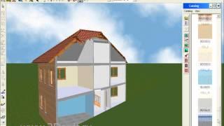 Как спроектировать дом в 3D