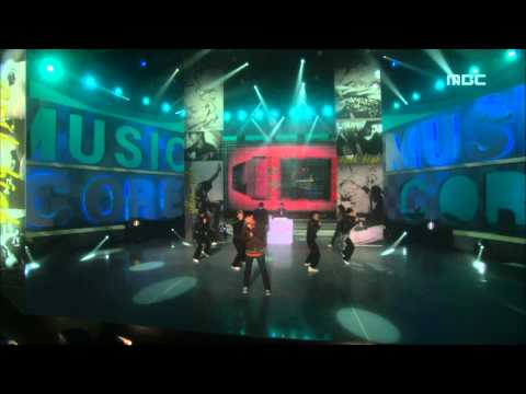 Epik High - 1 Minute 1 Second, 에픽하이 - 1분 1초, Music Core 20081018