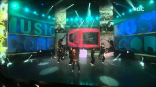 Epik High - 1 minute 1 second, 에픽하이 - 1분 1초, Music Core 20081018