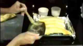 How To Bake Sweet, Ripe, Baked Plantains,