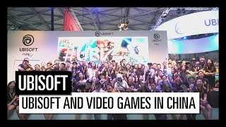 Ubisoft and Video Games in China