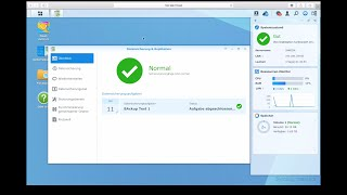Synology DS216Play - Externe Datensicherung der DiskStation - Disaster Recovery