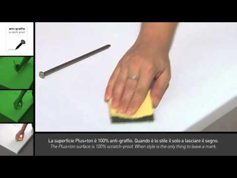 Piatto doccia Plus+Ton: 100% Anti graffio