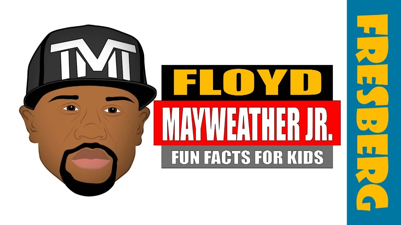 Top 5 Floyd Mayweather Jr fun facts for students | Sports History | Educational