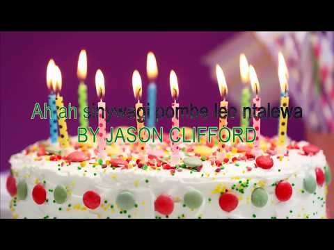 HARMONIZE HAPPY BIRTHDAY LYRICS