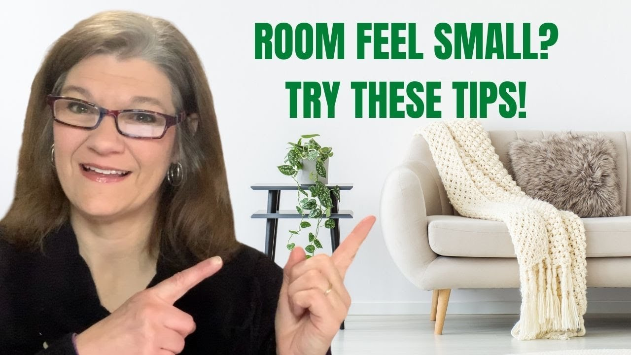 Make Your Rooms Feel Bigger