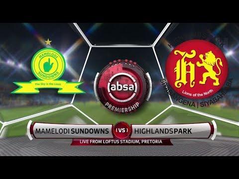 Absa Premiership 2018/19 | Mamelodi Sundowns vs Highlands Park
