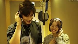 Cover images Song Jieun & Sung Hoon - Same (Hangul, Romanization, Eng Sub)