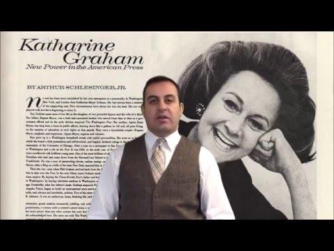 Women's History Month – Spotlight on Katharine Graham