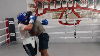 Devin Haney Destroys Sparring Partner and  Drops Him After Savage Beating