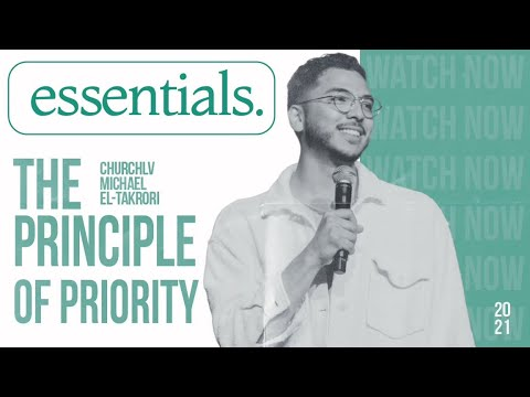 Download The Principle of Priority | Michael El-Takrori