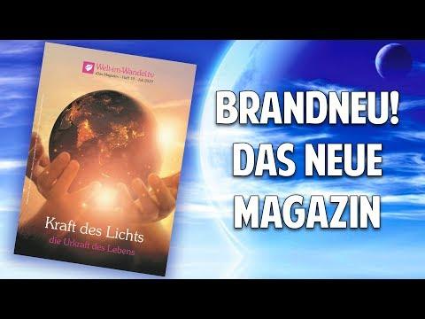 Die Kraft des Lichts – die Urkraft des Lebens⎪Das neue Welt-im-Wandel.TV Magazin