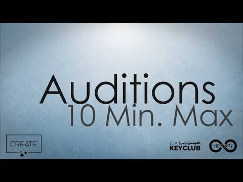 CREATE Dance Showcase Auditions Promo