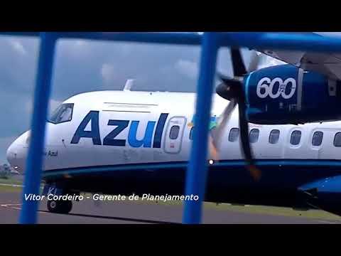 Azul Linhas Aéreas irá operar em novos horários em Pato Branco