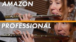 Flute Expert tries $70 AMAZON Flute VS Her Flute thumbnail