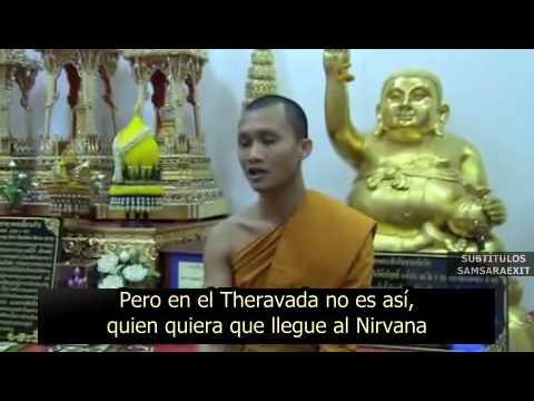 Budismo Theravada Y Mahayana-SubEsp