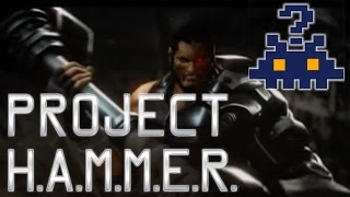 One of Liam Robertson - Game History Guy's most viewed videos: Nintendo's Project H.A.M.M.E.R: The Untold Story - Unseen64