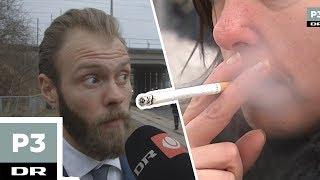 Prisen på cigaretter stiger til det dobbelte | DR P3