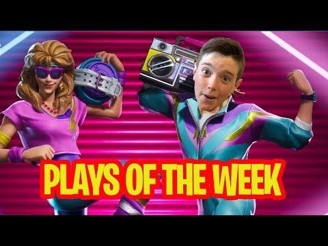TOP 13 BEST FORTNITE PLAYS OF THE WEEK!! w Mr. Bee