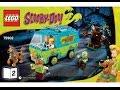 LEGO 75902 The Mystery Machine Instructions LEGO SCOOBY DOO 2015