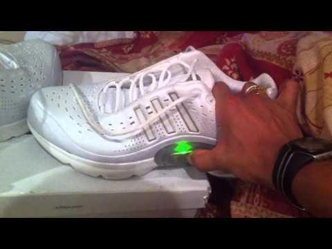 Adidas Intelligent shoe Intelligence 1 running trainer.