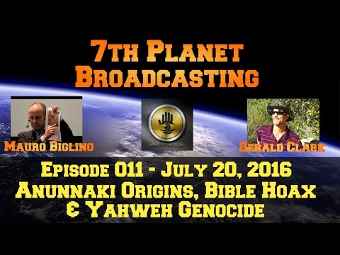 TRUTH BOMBS! Anunnaki Origins, Bible Hoax, Yahweh Genocide with Mauro Biglino