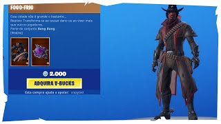 * RARE SKIN BACK * FORTNITE ITEMS STORE-TODAY'S STORE SEPTEMBER 10TH,2019 (FIRE-CHILL)