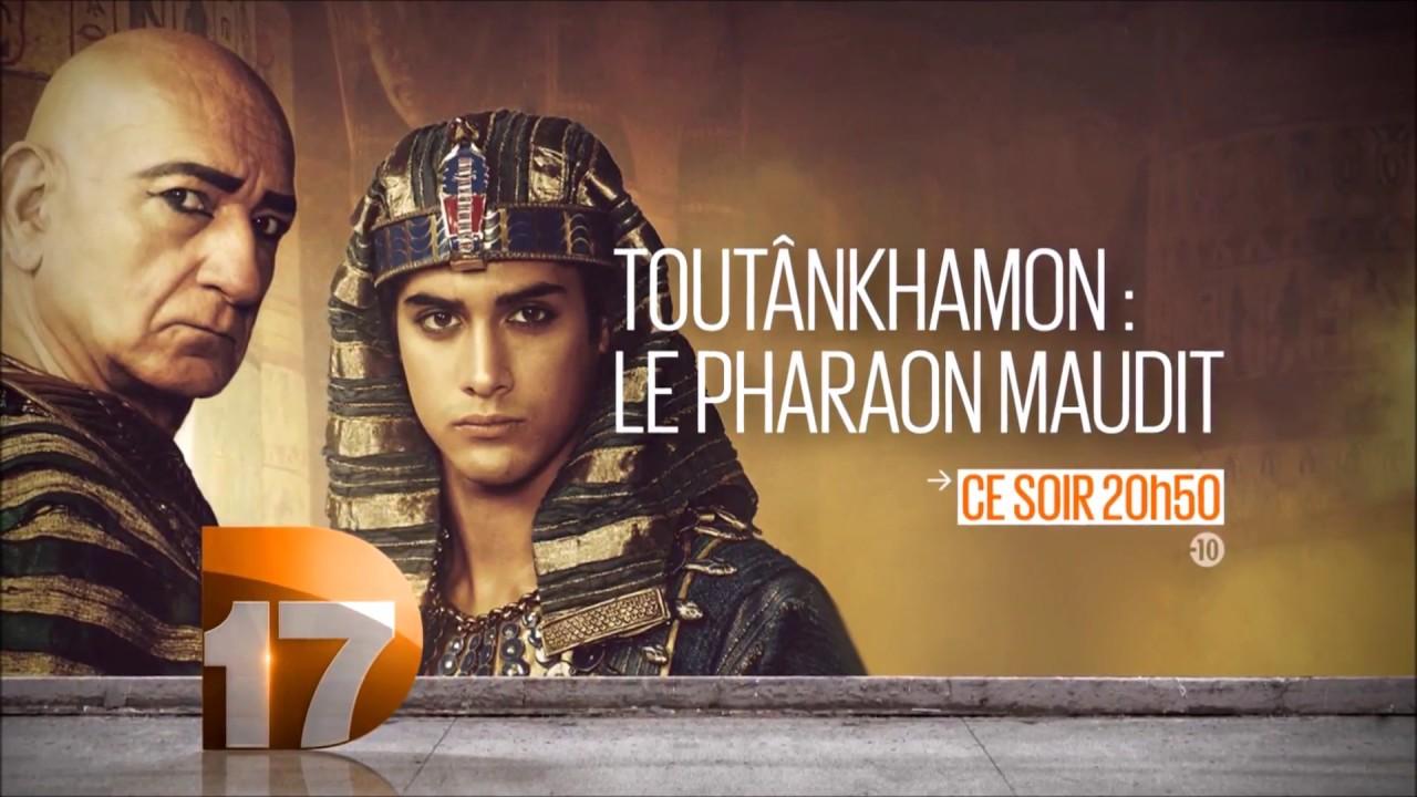 toutankhamon le pharaon maudit