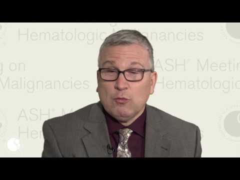 2017 ASH MHM: Focus on Lymphoma – John Leonard, MD, and Jonathan Friedberg, MD