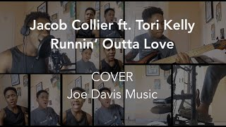 Jacob Collier & Tori Kelly - Running Outta Love (Full Multi-Instrument Cover)
