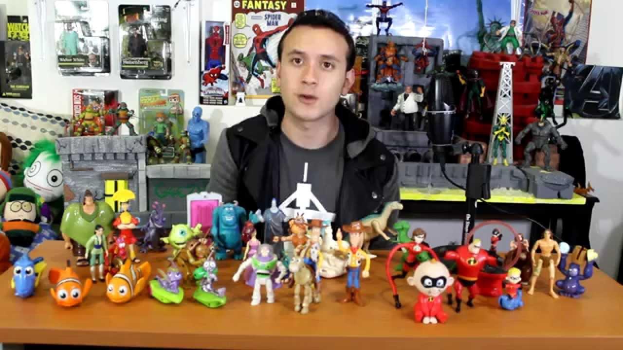 Colecciones de mcdonalds disney y pixar tag por geezuz for Colecciones en red