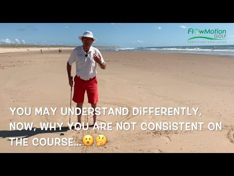 FlowMotion Golf: How To Contact The Ball Like The Pros
