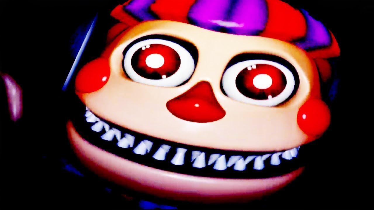 FUN WITH BALLOON BOY! | Five Nights at Freddy's 4 Halloween ...