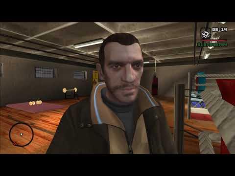 GTA San Andreas [PC] Niko Bellic Mod (Part 1) [1440p]