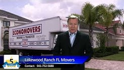 Lakewood Ranch FL Movers | Economovers Review