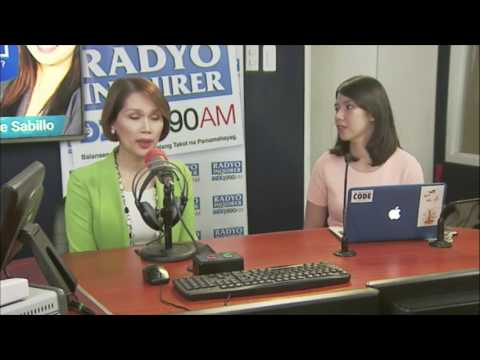 INQandA with Bataan 1st District Representative Geraldine Roman