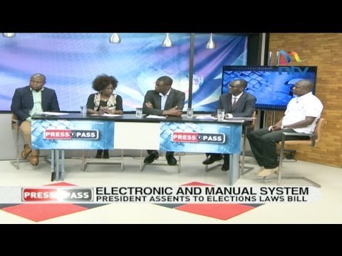 Electronic and Manual Systems - PressPass