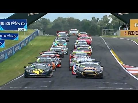 2010 Australian GT Championship - Bathurst - Race 2
