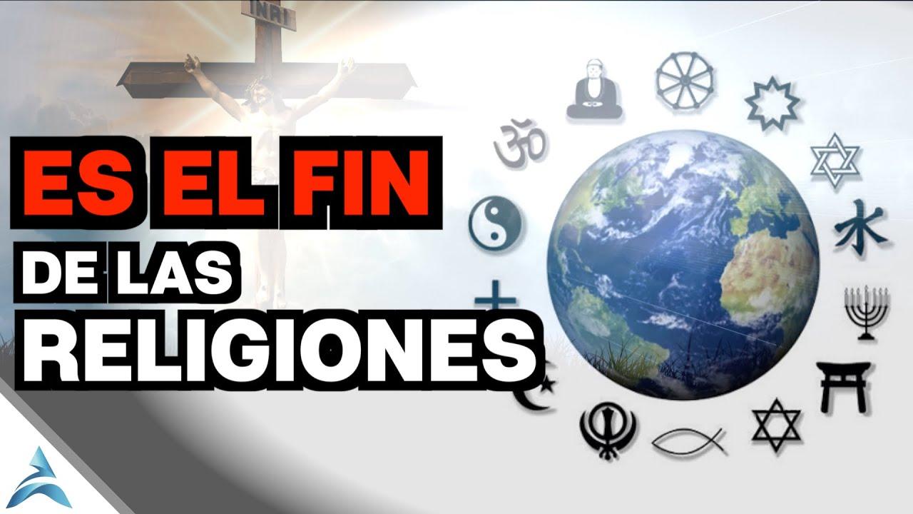 El FIN DE LAS RELIGIONES: LA TIERRA, un PLANETA con  más de 4.000 RELIGIONES
