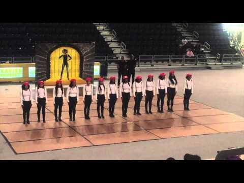 Xavier University of Louisiana: Step Show Homecoming 2015