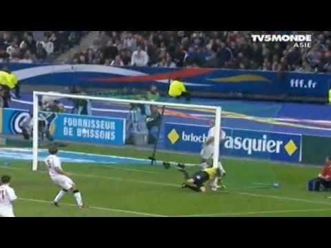 Christophe Jallet goal (vs Belarus) - 11/09/2012