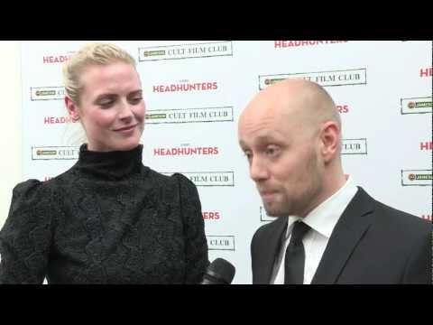 Headhunters Interviews at the Jameson Cult Film Club