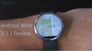 Android Wear 5.1.1 Review