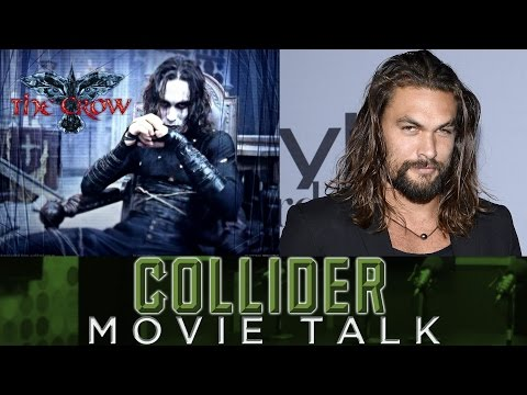 Jason Momoa Leaving The Crow Reboot? - Collider Movie Talk