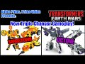 How to use Sandstorm/Octone effectively! Transformers: Earth Wars