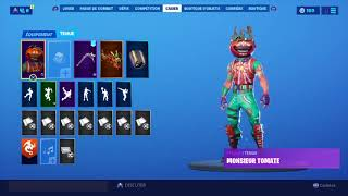 Sells fortnite account season 1 (500 euros of skins)