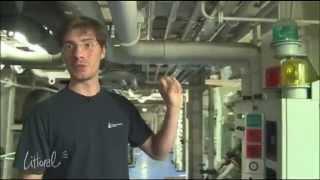René Descartes, pose de câble énergie haute tension - Littoral