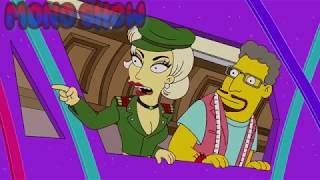 Los Simpson  -  Laddy Gaga y Lisa  Parte (1/5) Audio Latino